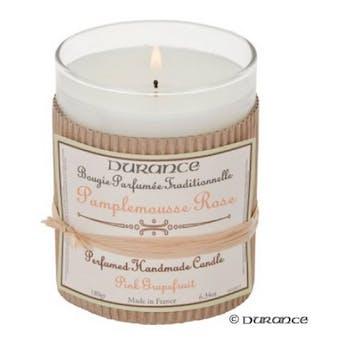 Bougie parfumée Pamplemousse Rose DURANCE