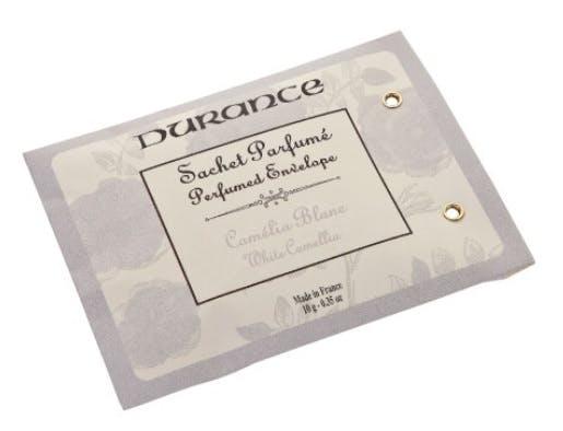Sachet senteur parfumé Camélia Blanc DURANCE