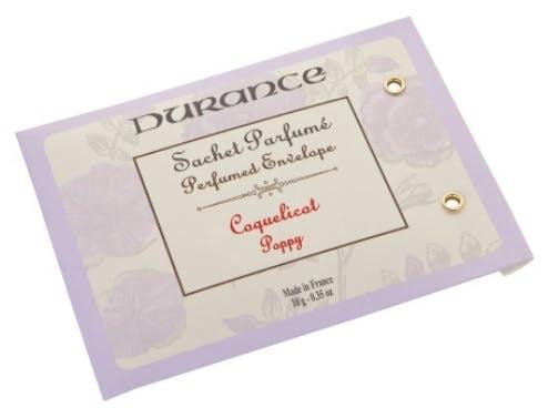 Sachet senteur parfumé Coquelicot DURANCE