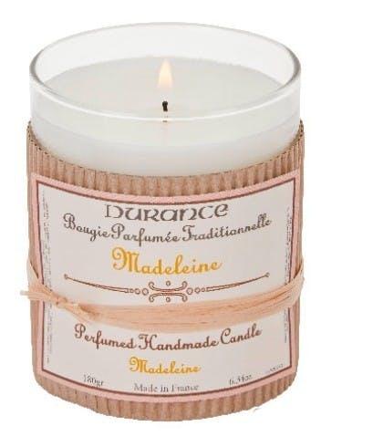 Bougie parfumée Madeleine 180grs DURANCE