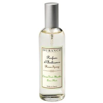Parfum d'ambiance Citron vert Menthe 100ml DURANCE