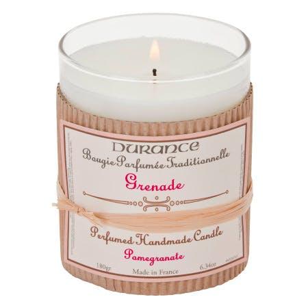 Bougie Parfumée Traditionnelle Grenade 180grs DURANCE