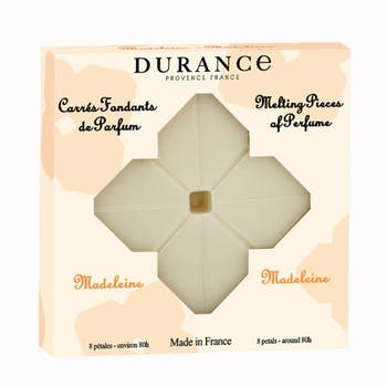 Carrés Fondants de Parfum Madeleine DURANCE