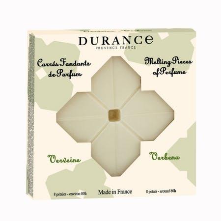 Carrés Fondants de Parfum Verveine DURANCE