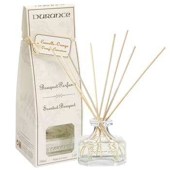 Bouquet parfumé Cannelle Orange 100ml DURANCE