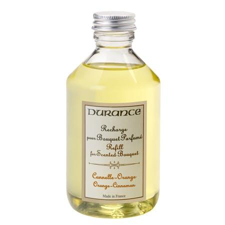 Recharge Cannelle Orange pour bouquet parfumé 250ml DURANCE