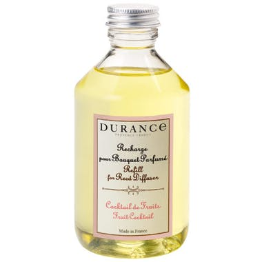 Recharge Cocktail de Fruits pour bouquet parfumé 250ml DURANCE