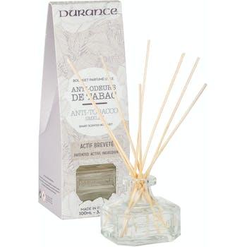 Bouquet parfumé gamme Utile Anti-odeur de Tabac 100ml DURANCE