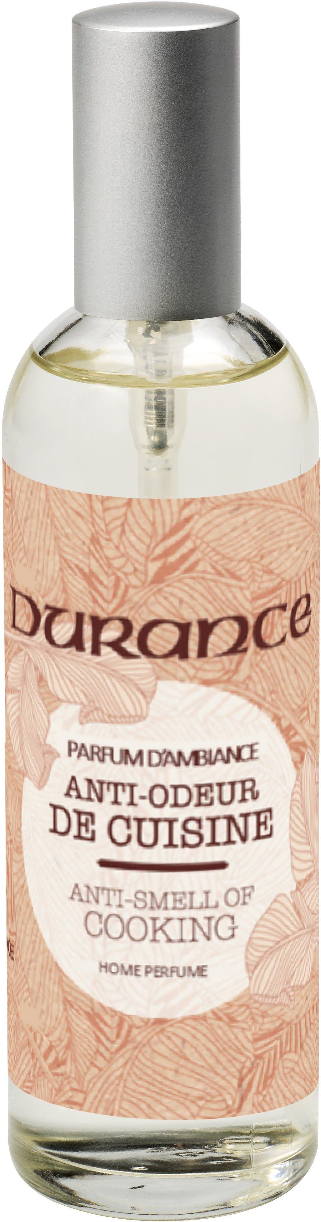 Parfum d'ambiance gamme Utile Anti-odeurs de Cuisine 100ml DURANCE