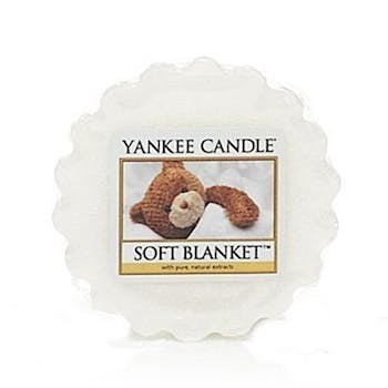 Couverture Douce tartelette YANKEE CANDLE