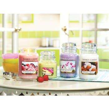 Marshmallows Grillés bougie parfumée moyenne jarre YANKEE CANDLE