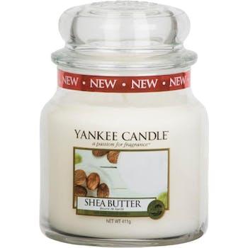 Beurre de Karité bougie parfumée moyenne jarre YANKEE CANDLE
