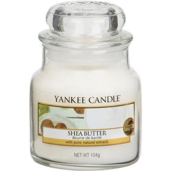 Beurre de Karité bougie parfumée petite jarre YANKEE CANDLE