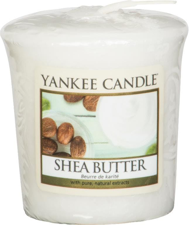 Beurre de Karité bougie parfumée votive YANKEE CANDLE