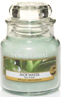 Eau d'Aloé bougie parfumée petite jarre YANKEE CANDLE