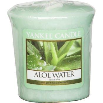 Eau d'Aloé bougie parfumée votive YANKEE CANDLE