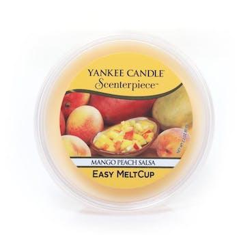 Mangue Pêche cire parfumée Easy Melt Cup YANKEE CANDLE