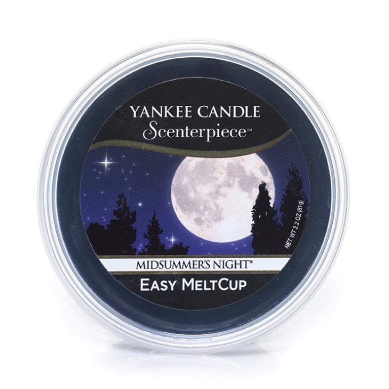 Nuit d'été cire parfumée Easy Melt Cup YANKEE CANDLE