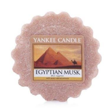 Musc Egyptien tartelette YANKEE CANDLE