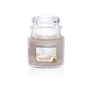Bois Flotté bougie parfumée moyenne jarre YANKEE CANDLE
