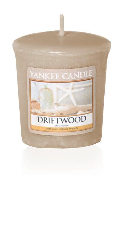 Bois Flotté bougie parfumée votive YANKEE CANDLE