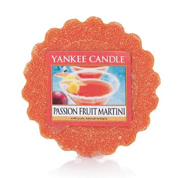 Cocktail Fruit de la Passion tartelette YANKEE CANDLE
