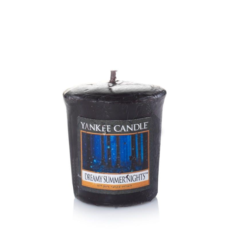 Songe d'une Nuit d'été bougie parfumée votive YANKEE CANDLE