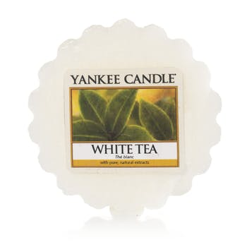 Thé Blanc tartelette YANKEE CANDLE