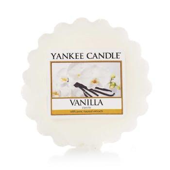 Vanille tartelette YANKEE CANDLE