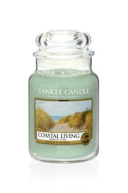 Balade sur la Côte bougie parfumée grande jarre YANKEE CANDLE