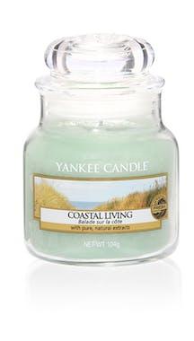 Balade sur la Côte bougie parfumée petite jarre YANKEE CANDLE