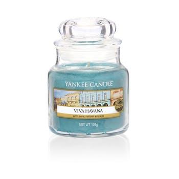 Viva Havana bougie parfumée petite jarre YANKEE CANDLE