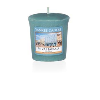 Viva Havana bougie parfumée votive YANKEE CANDLE
