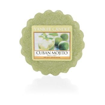 Mojito Cubain tartelette YANKEE CANDLE