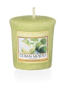 Mojito Cubain bougie parfumée votive YANKEE CANDLE