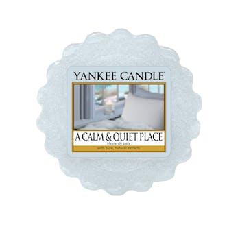 Havre de paix tartelette YANKEE CANDLE
