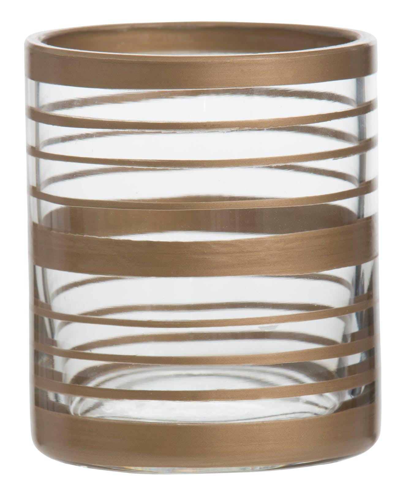 Photophore cuivre pour votive Yankee Candle réf. 30020899