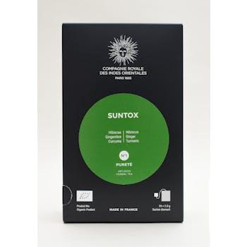 Infusion pureté Compagnie des Indes, Hibiscus, Curcuma, réf. 30022325