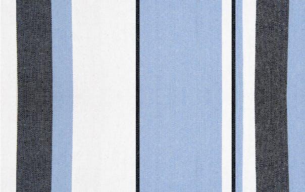 Hamac de jardin XL SALSA Marine Bleu blanc 210x140cm AMAZONAS