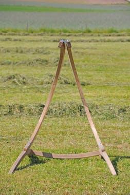 Support fauteuil suspendu GLOBO CHAIR Stand 127x170x136cm AMAZONAS