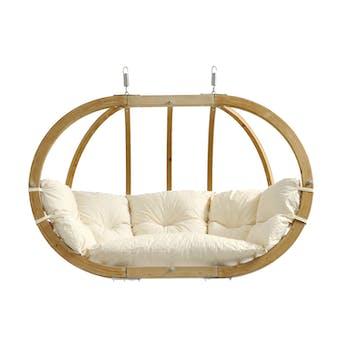 Fauteuil suspendu Globo Royal Chair Natura 176x118x72cm AMAZONAS
