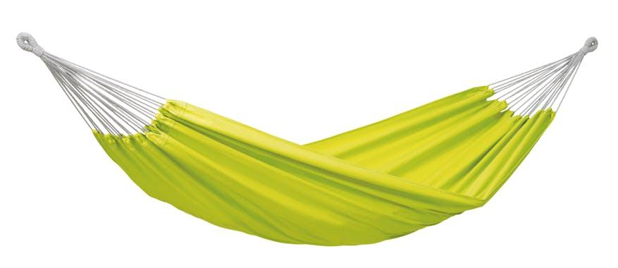 Hamac de jardin Florida Kiwi vert XL 210x120cm AMAZONAS