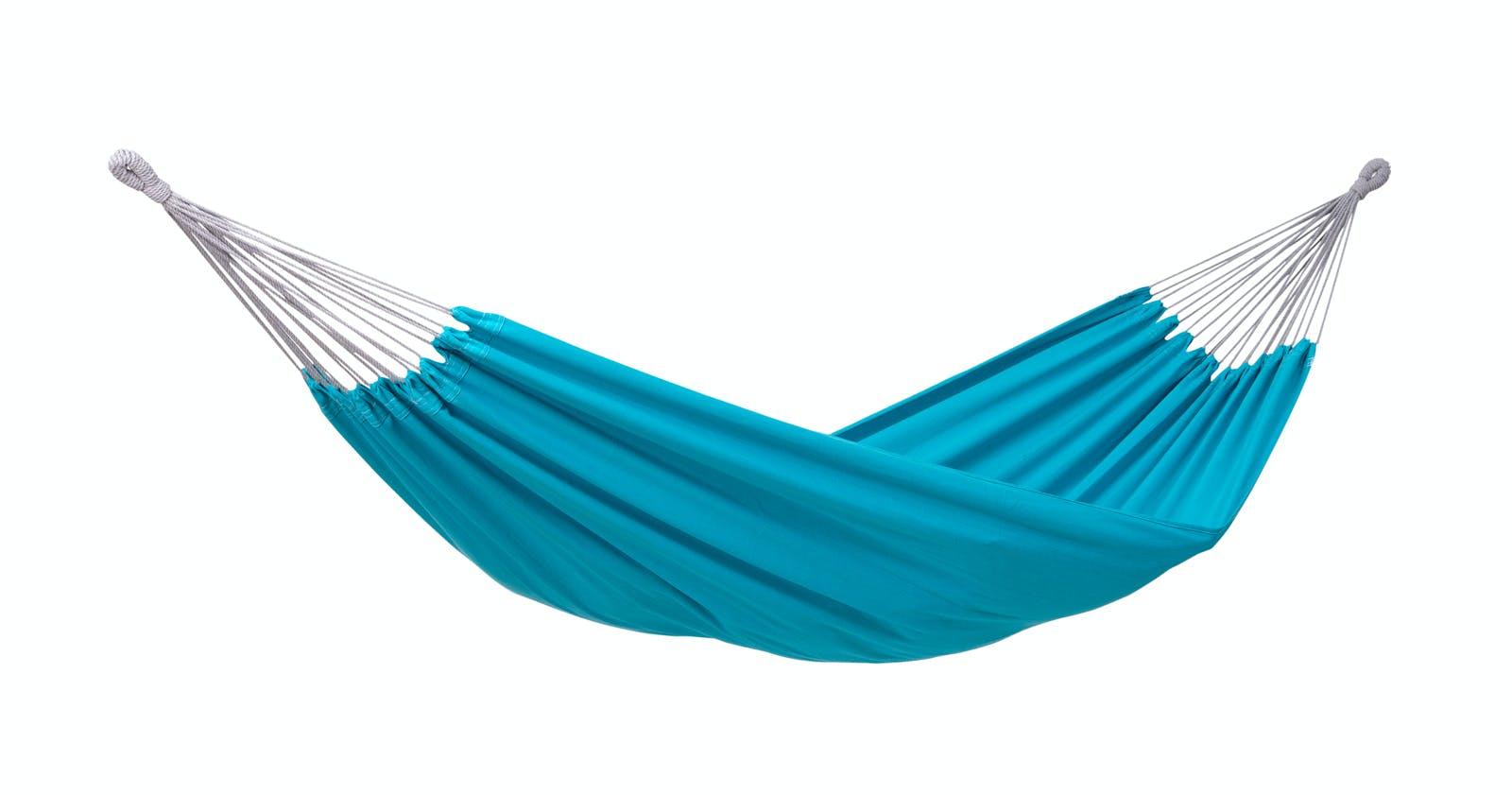 Hamac de jardin Florida Aqua bleu XL AMAZONAS
