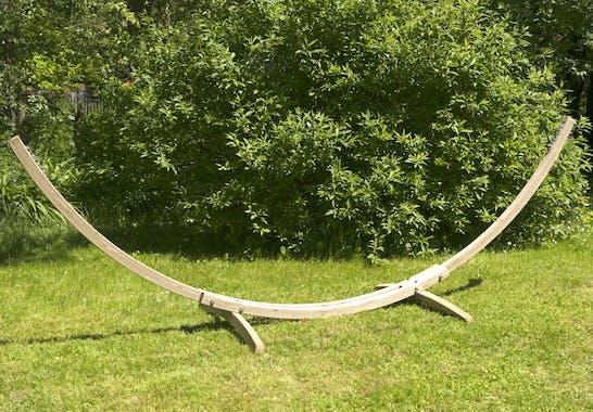Support en bois KRONOS pour Hamac max 270x320cm 120kg AMAZONAS