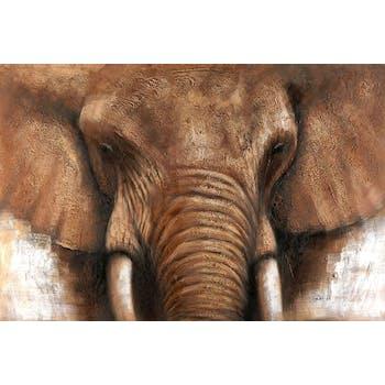 Tableau Elephant Maison Du Monde Affordable Fenetre Sur Le