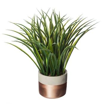 Plante artificielle en pot H40cm