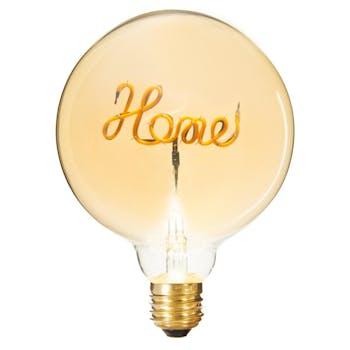 Ampoule boule Home