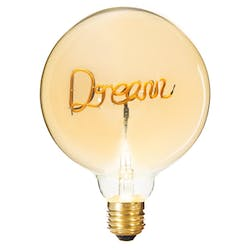Ampoule boule Dream