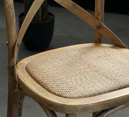 Chaise bistrot GASCOGNE 2 (lot de 2)