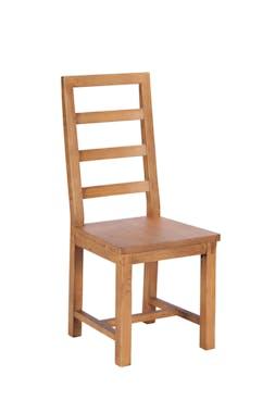 Chaise bois recyclé VANCOUVER